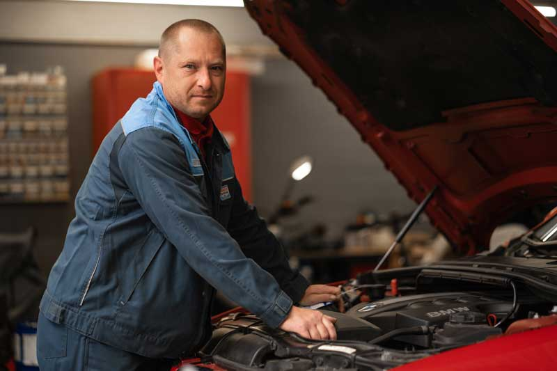zertifizierter Bosch Car Service Giemsch