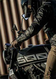BRIXTON Motorcycles Crossfire