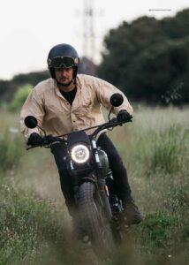 BRIXTON Motorcycles Felsberg