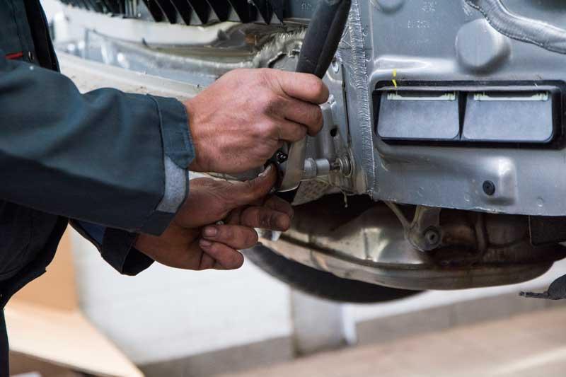Reparatur nach Herstellerrichtlinien