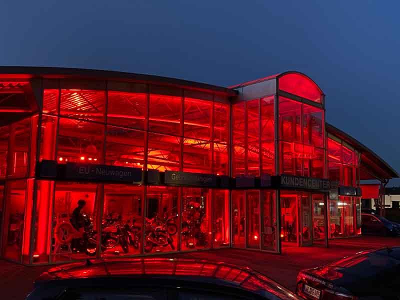Night of Lights - Die Veranstaltungsbranche sieht rot am 20.06.2020